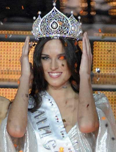 Мисс россия 2010 ирина антоненко фото