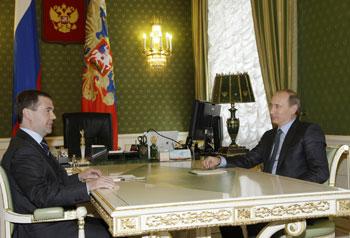 Доходы Президента и членов правительства обнародованы.Фото:VLADIMIR RODIONOV /Getty Images
