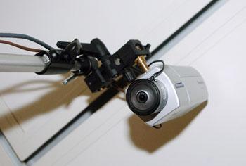 Камеры видеонаблюдения. Фото:JEAN AYISSI/Getty Images