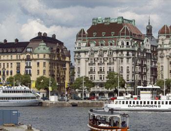 Стокгольм. Фото:SVEN NACKSTRAND  /Getty Images