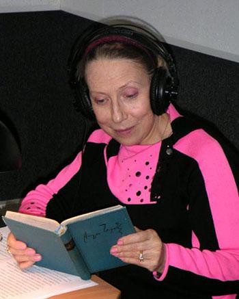 Инна Чурикова.Фото с сайта www.radiorus.ru
