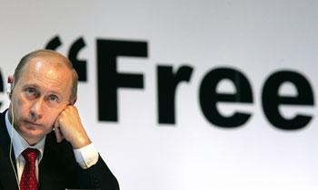 Профилактика экстремизма или борьба с инакомыслием.Фото: DMITRY ASTAKHOV /AFP/Getty Images