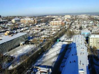 Иркутск. Фото: portirkutsk.ru