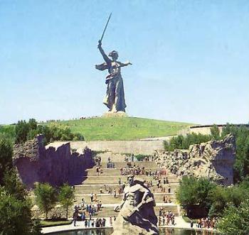 Мамаев курган. Фото с smotra.ru