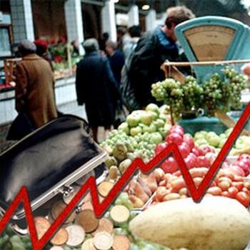Инфляция в январе бьёт все рекорды. Фото с litdispatch.net