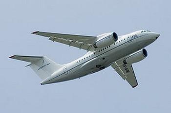 Ан-148. Фото: ru.wikipedia.org