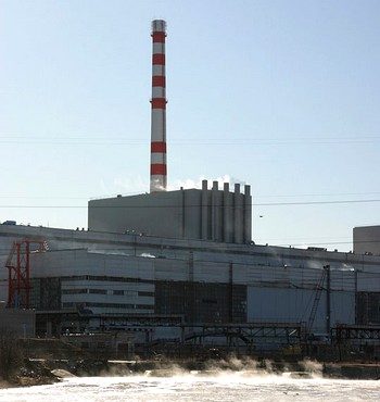 Ленинградская АЭС. Фото с bellona.ru