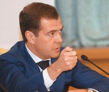 Дмитрий Медведев. Фото с steer.ru