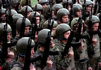 Бороться с терроризмом единороссы предложили путем отказа от критики силовиков. Фото: mvd.ru