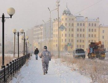 Якутск. Фото: album.foto.ru