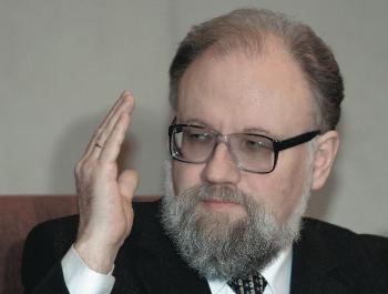Глава Центральной избирательной комиссии РФ Владимир Чуров. Фото: tribuna.ru