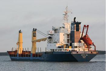 Сухогруз Arctic Sea. Фото: mixnews.lv