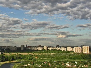 Панорама Жуковского. Фото с zhukovskiy.ru