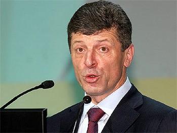 Дмитрий Козак. Фото Александра Котомина,