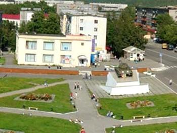 Кандалакша. Фото с официального сайта города