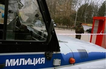 10 мая в результате перестрелки между группой молодых людей и нарядом милиции погиб один человек. Фото: ИА