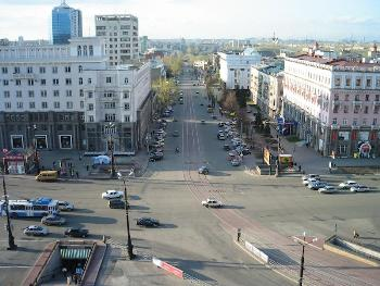 Челябинск. Фото с wrldlib.ru
