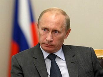 Владимир Путин. Фото пресс-службы правительства РФ