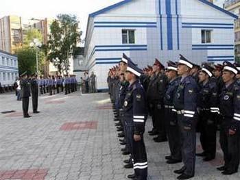 Томские милиционеры. Фото с uvd.tomsk.ru