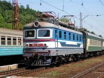 На Транссибе сошел с рельсов поезд. Фото: blogovestie.ru