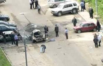 В результате теракта погиб начальник МВД Кабардино-Балкарии. Фото: profinews.com.ua