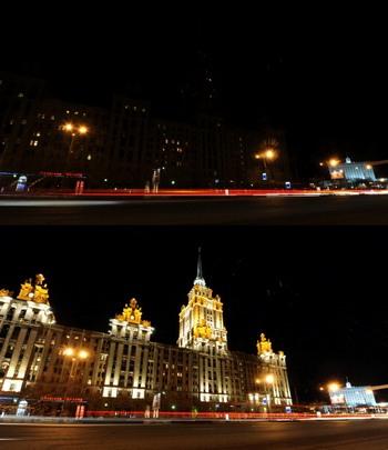 «Подземный город» с нелегальными мигрантами из Средней Азии был обнаружен в Москве. Фото: ANDREY SMIRNOV/AFP/Getty Images