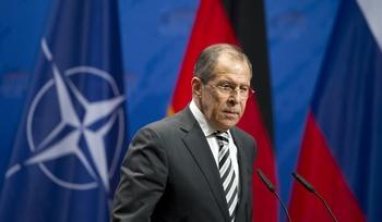 Министр иностранных дел России Сергей Лавров. Фото: JOHANNES EISELE/AFP/Getty Images