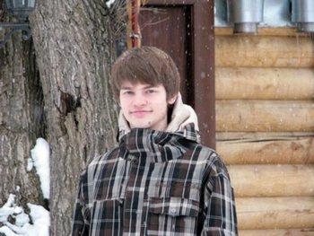 Сын создателя известной антивирусной программы Евгения Касперского Иван. Фото с antivirusnik.tk