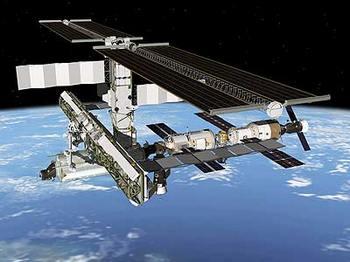 МКС корабль «Союз ТМА-21» доставит международный экипаж. фото с m.if.by