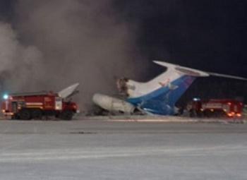 Двигатели Ту-134 были исправны. Фото с penza-press.ru