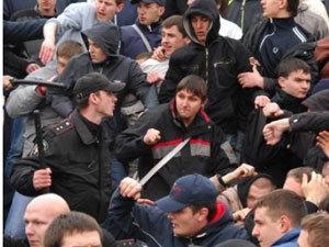 Массовая драка вспыхнула между селянами в Дагестане. Фото с с сайта yandex.ru