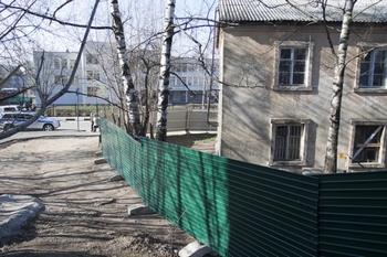 Потемкинские деревни в Лыткарино. Фото с livejournal.ru