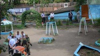 В Забайкальском крае прогремел взрыв в детском саду. Фото: beta.rian.ru
