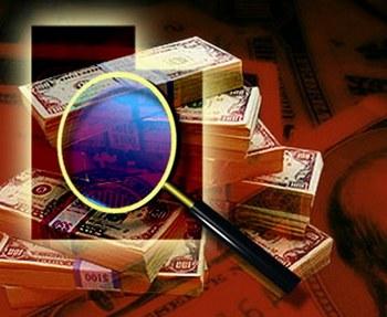 В тени коррупции находится  52,6% российского ВВП. Фото с banker.ua