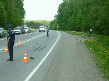 В ДТП под Омском погибли 4 сотрудника правоохранительных органов.  Фото с rutoday.com