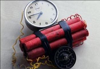Второе взрывное устройство на съемочной площадке «Дома-2» удалось обезвредить. Фото с vesti.kz