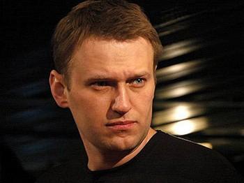 Блогер Алексей Навальный. Фото с moyby.com