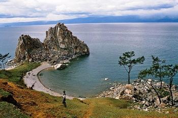 62-летний путешественник   планирует  переплыть Байкал в сосновой бочке. Фото с xn--b1aa6aebshy3g.net