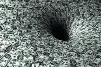 Отток частного капитала из России в мае замедлился. Фото с picvario.com