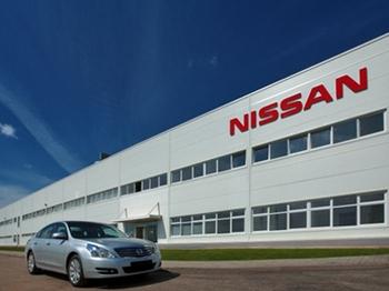 Российский завод Nissan вынужден остановить работу. Фото с autorambler.ru