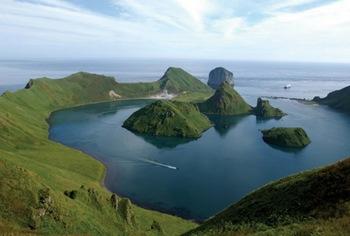 Россия продемонстрировала свою позицию в отношении Курильских островов экономически.Фото с niceworld.su