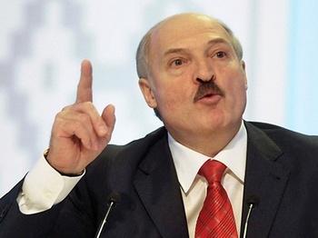 Президент Белоруссии Александр Лукашенко. Фото с bfm.ru