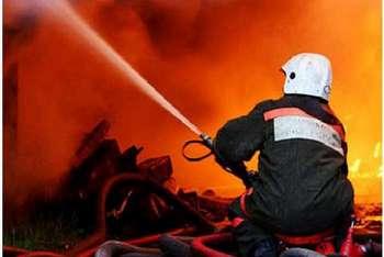 Павильон «Ветеринария» на ВВЦ полностью сгорел. Фото с mr7.ru