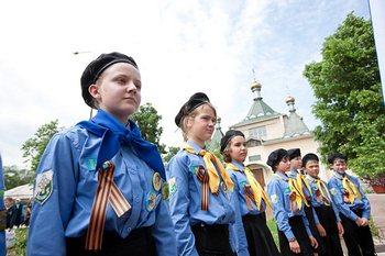 Скауты из Забайкалья представят Россию в Швеции. Фото с mitropolia.kz