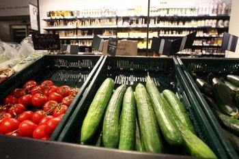 Снятия запрета на ввоз овощей требует от России Еврокомиссия. Фото: PIERRE VERDY/AFP/Getty Images