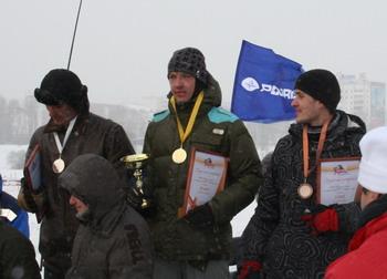 Призеры гонок «Снежный барс - 2010». Фото: Николай ОШКАЙ/Великая Эпоха