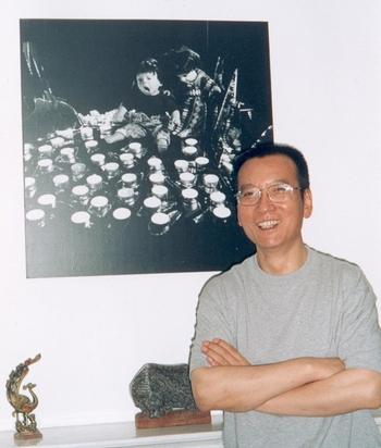 Китайский диссидент Лю Сяобо. Фото с epochtimes.com