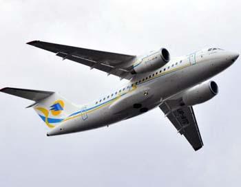 В Белгородской области разбился самолет Ан-148. Фото: SERGEI SUPINSKY/AFP/Getty Images News