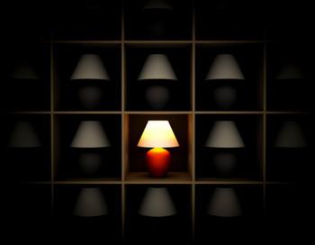 Правозащитникам Петербурга отключили электричество. Фото: Chad Baker/Getty Images
