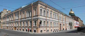Здание прокуратуры. Фото ссайта spbcitynews.blogspot.com